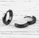 Серьги-кольца из стали. Унисекс. Spikes