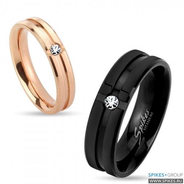 2bf4453e9bb4 Обручальные кольца из титана SPIKES